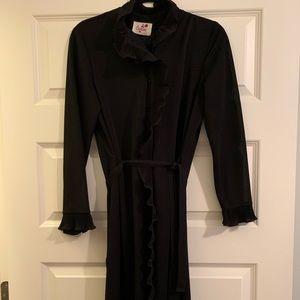 Dresses & Skirts - Vintage Caron Chicago Black Dress